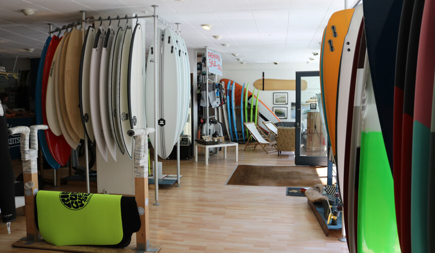 Wellenreitshop Hamburg Surfboards
