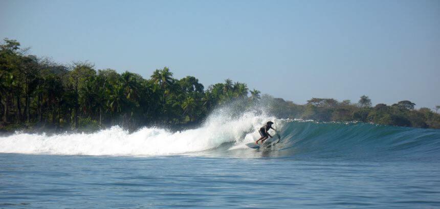 Panama surfen