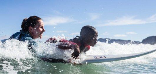 Kapstadt surfen