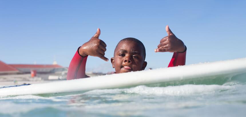 Surf Kid Charles