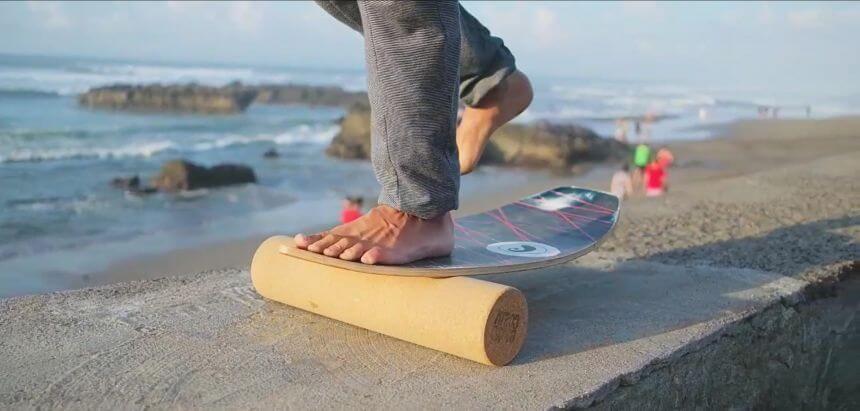 Tricks mit einem Balance Board von Costaboard