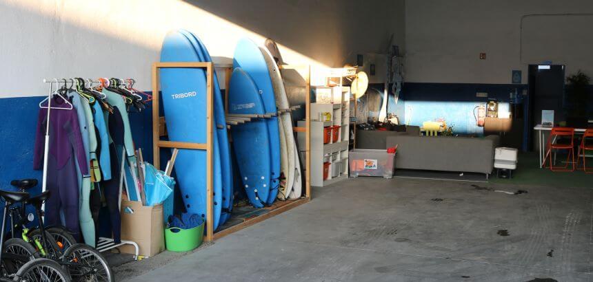 Indie Campers Review_Extras wie Surfboard, Neoprenanzug oder Fahrrad hinzubuchen geht immer