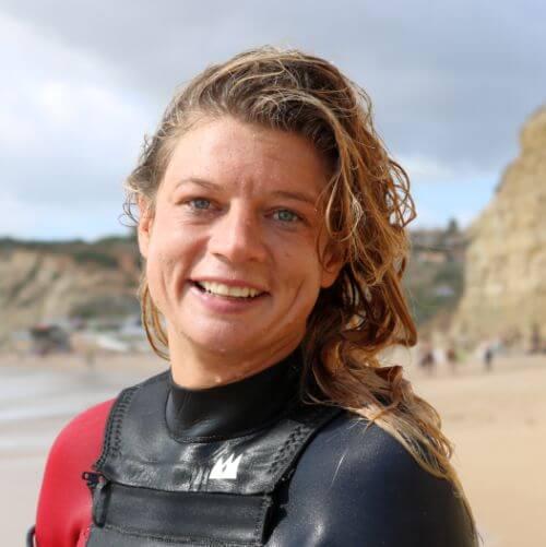 Lea, Lehramt Studentin und Surflehrerin aus Zürich