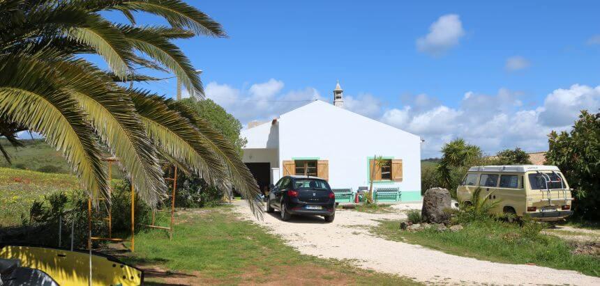 Casa Pulpo liegt günstig zwischen der West- und Südküste