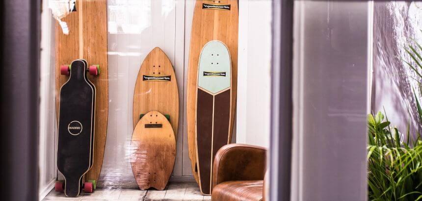 Als Surfer das passende Longboard finden