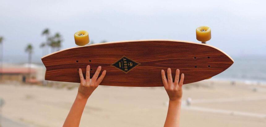 Surfskate oder Longboard_Für Surfer sind beide geeignet