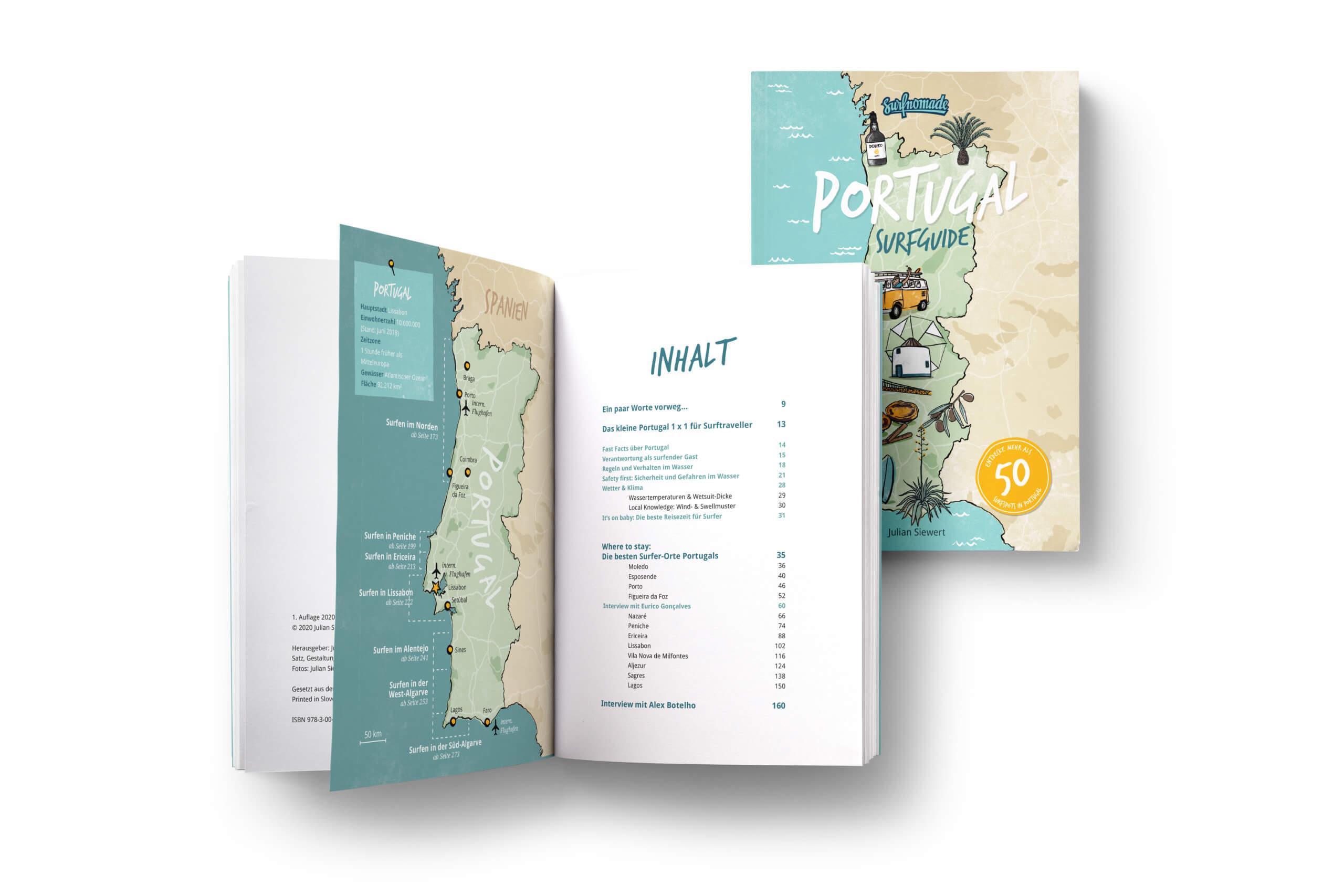 Surfguide Portugal 2020