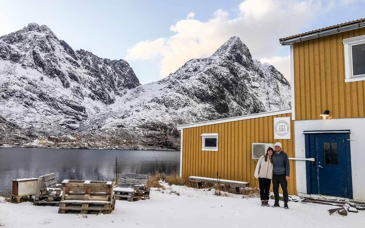 surfen-lofoten-arctic-coworking-lodge-schnee