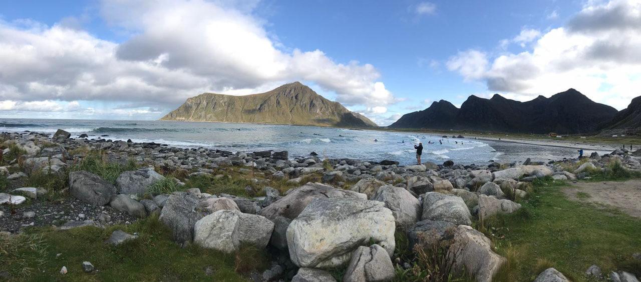 surfen-lofoten-flakstad-panorama