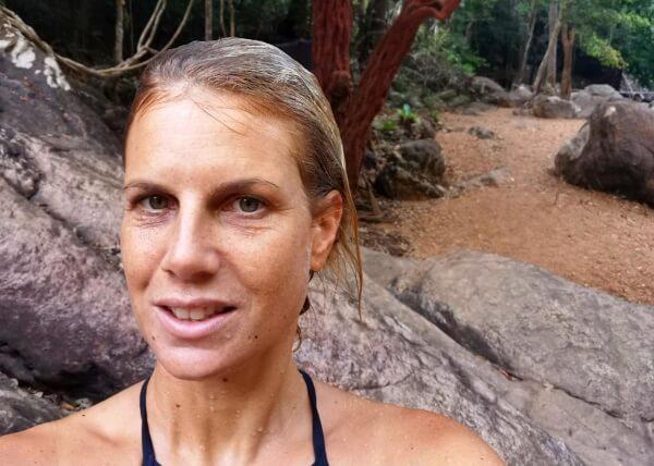 Sophie von der Aloha Surf Academy Fuerteventura