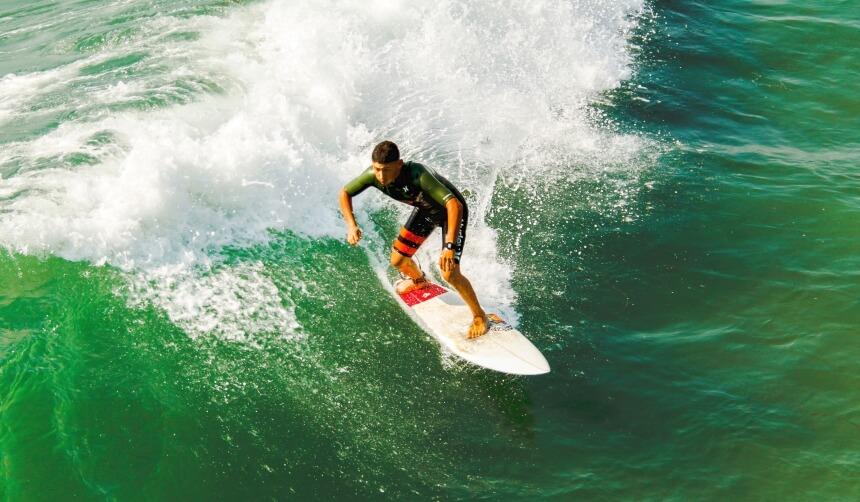 Surf Uhren im Lineup werden immer häufiger