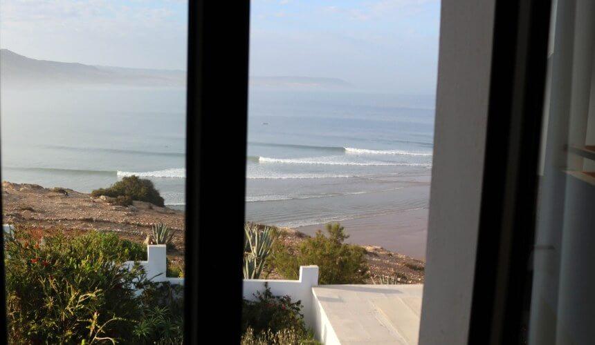 Blick aus dem Fenster auf The Bay_Marokko