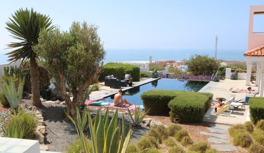 Olo Surf & Nature Surfcamp Marokko in Imsouane