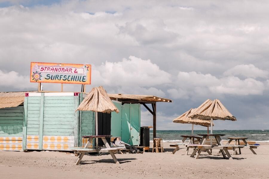Beachbar Warnemünde