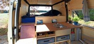 Camper Ausbau als DIY Projekt oder mit professioneller Hilfe