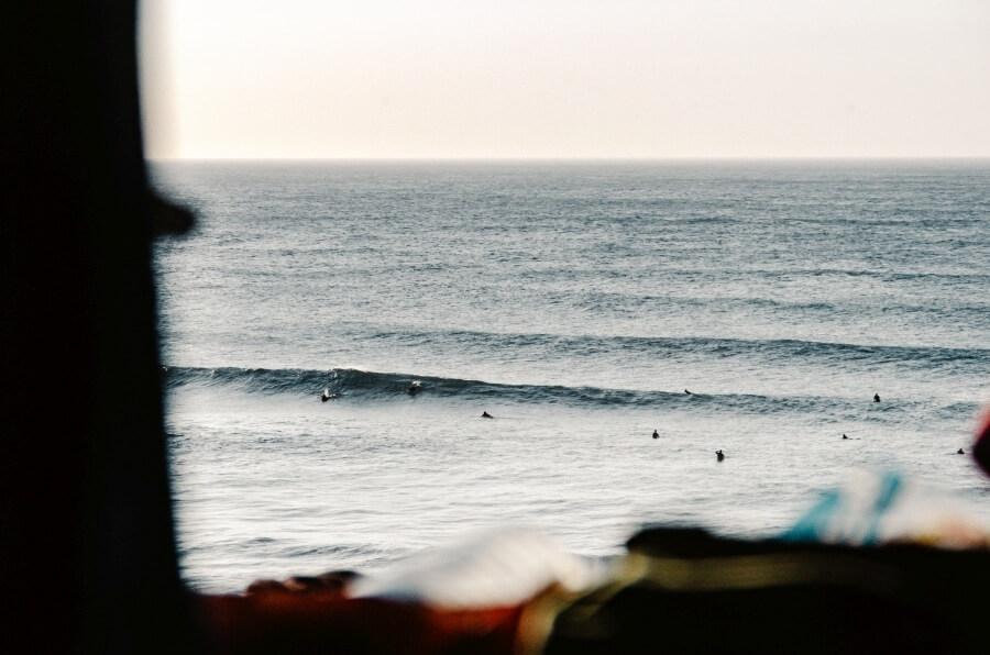 Vanlife und surfen - eine super Kombi