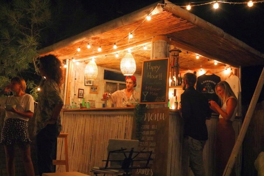 Cocktail Abend in der Poolbar