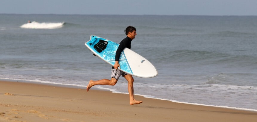 Softboard Review bei Surfnomade